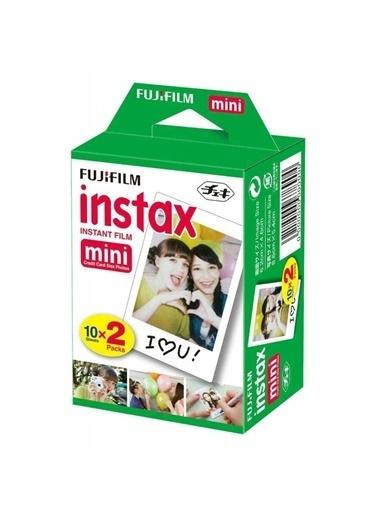 Fujifilm Instax Mini Film (Küçük) 20'li Renkli